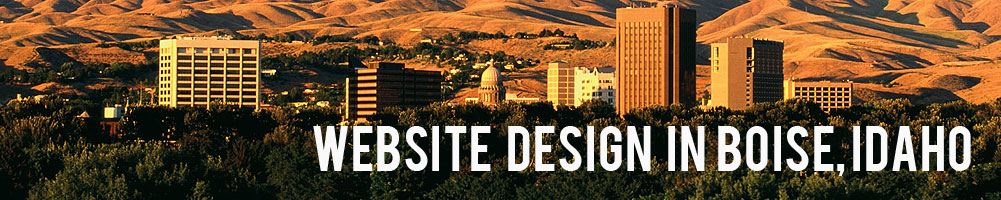 website design company in boise idaho