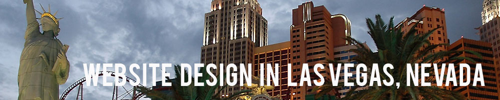 website design las vegas nevada