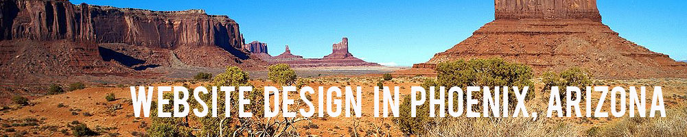 website design phoenix arizona