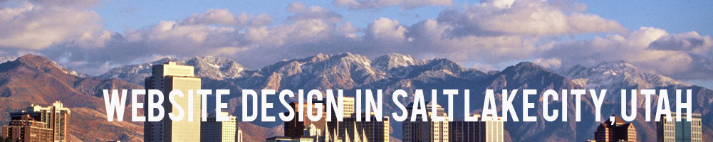 website design salt lake city utah