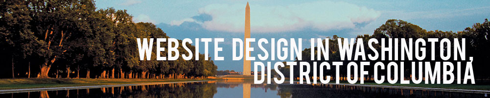 website design washington dc