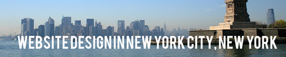 website designing new york city new york ny